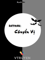 Batman: Chuyển Vị